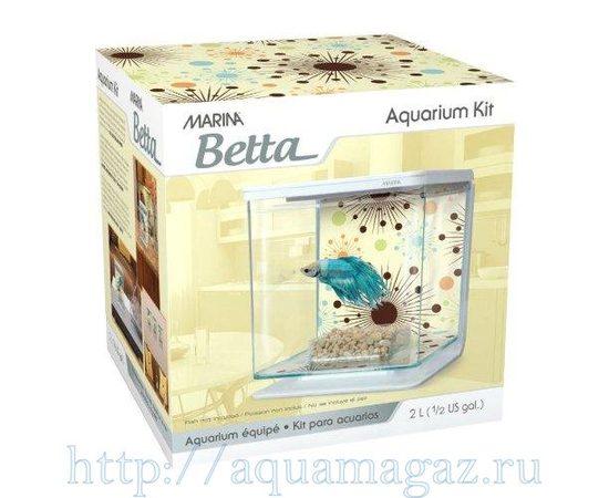 Аквариум Marina Betta Kit Boy FireWorks, - 2 -aquamagaz.ru