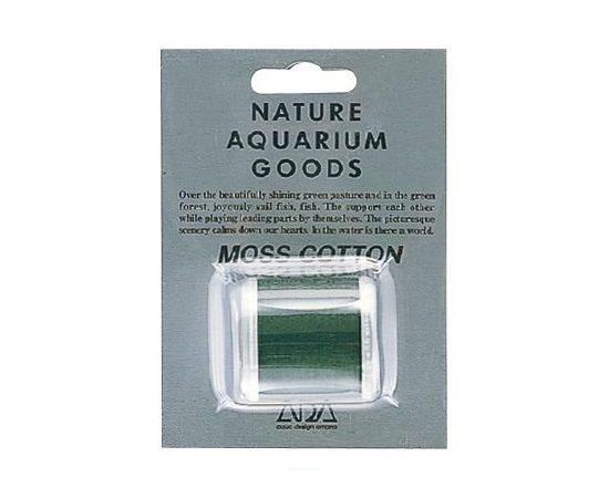 Moss Cotton (200m) / Хлопковая нить, 200 м, - 1 -aquamagaz.ru