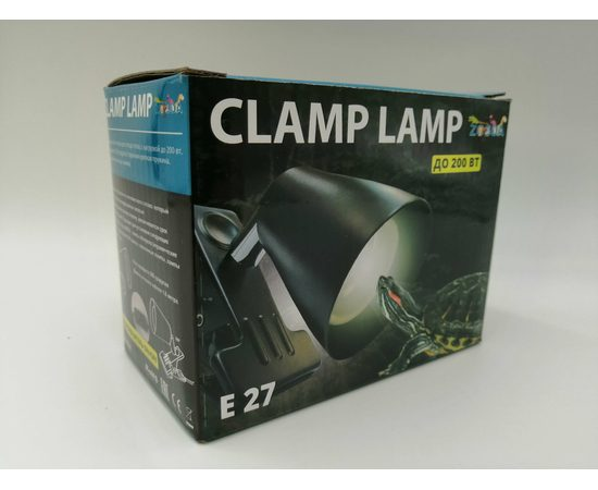 Светильник на прищепке Е27 ZooDA Clamp Lamp 🐦 🔥, Выбор вариации: Без отражателя, фото , изображение 7