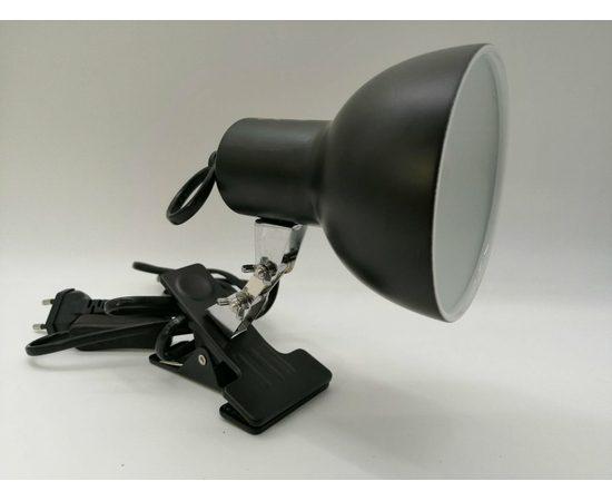 Светильник на прищепке Е27 ZooDA Clamp Lamp 🐦 🔥, Выбор вариации: Без отражателя, фото , изображение 9