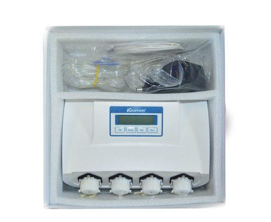 Kamoer X4 Dosing Pump 4-х канальная дозирующая помпа с Wi-Fi, фото , изображение 3