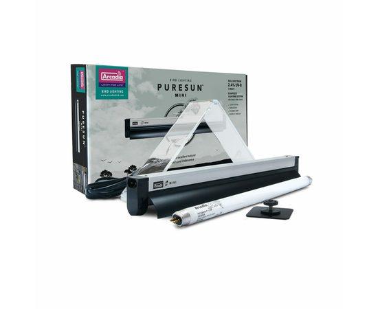 Комплект освещения для птиц Arcadia Puresun Mini T5, фото