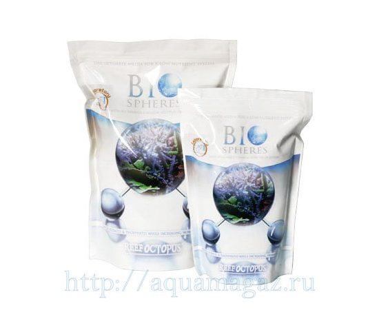 Наполнитель для фильтров кипящего слоя Bio-spheres 400г BS-400, - 1 -aquamagaz.ru