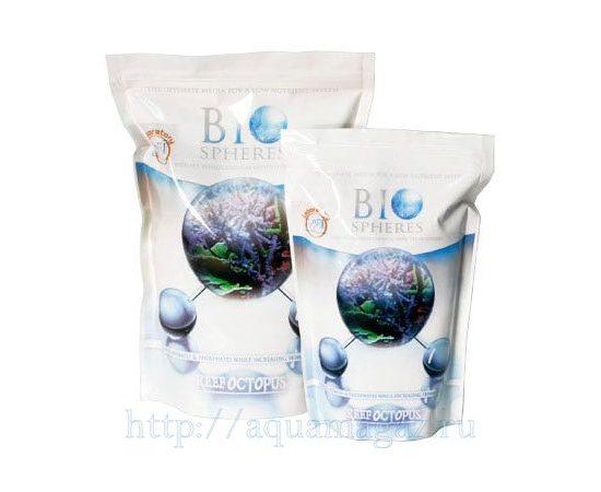 Наполнитель для фильтров кипящего слоя Bio-spheres 400г BS-400, - 2 -aquamagaz.ru