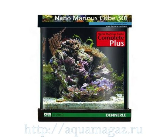 Dennerle Nano Marinus Cube 30 Complete PLUS, - 1 -aquamagaz.ru