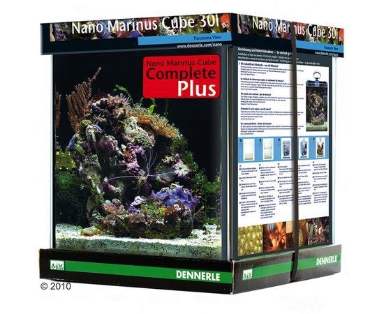 Dennerle Nano Marinus Cube 60 Complete PLUS, фото 1