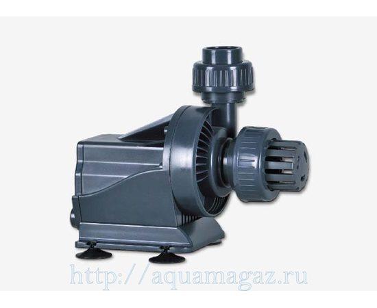 Помпа HY-3000W Water Blaster Pump 3400л/ч h2,3м 30Вт КПД96% впускD32 1  выпуск D25 3/4  205х105х200мм HY-3000W , фото , изображение 2