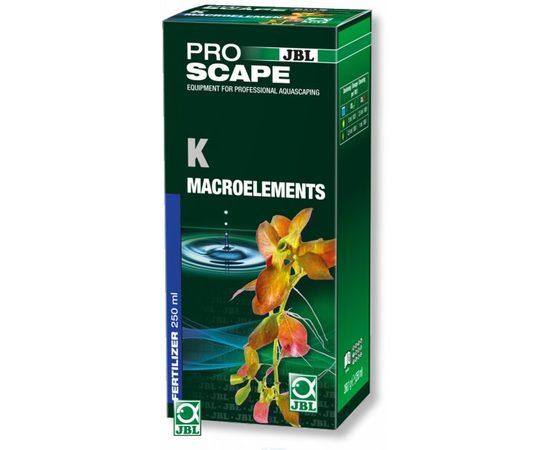 Калийное удобрение для аквариумных растений JBL ProScape K Macroelements 250 мл, фото