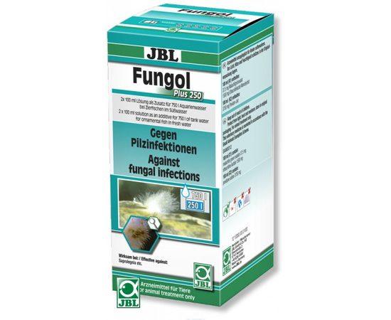 Препарат против грибковых заболеваний и поражения грибком икры JBL Fungol Plus 250 200 мл, - 1 -aquamagaz.ru