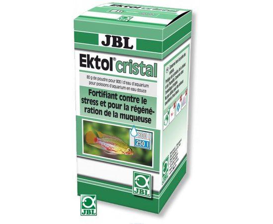 Лекарство против паразитов и грибковых заболеваний JBL Ektol cristal 80 г, фото