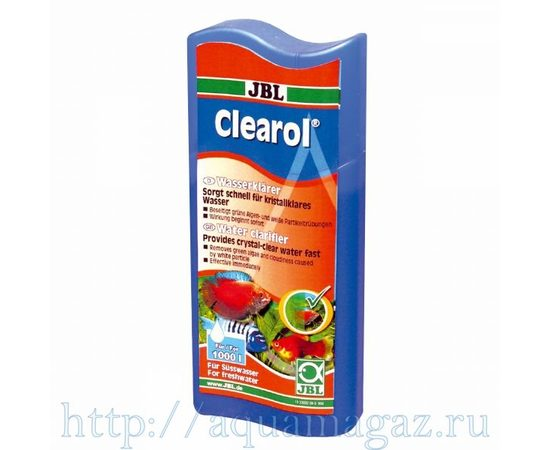 JBL Clearol, - 1 -aquamagaz.ru