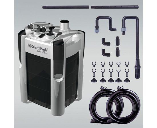 JBL CristalProfi e702 greenline Внешний фильтр для аквариумов 60-200 литров, - 2 -aquamagaz.ru