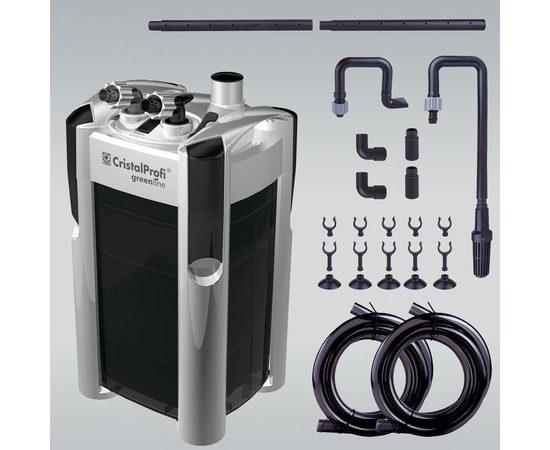 JBL CristalProfi e902 greenline Внешний фильтр для аквариумов 90-300 литров, - 2 -aquamagaz.ru