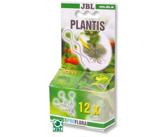 Пластиковые шпильки для закрепления растений в грунте JBL Plantis , фото