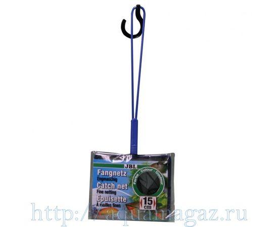 Сачок Premium JBL Fish Net Premium 25 см, - 3 -aquamagaz.ru