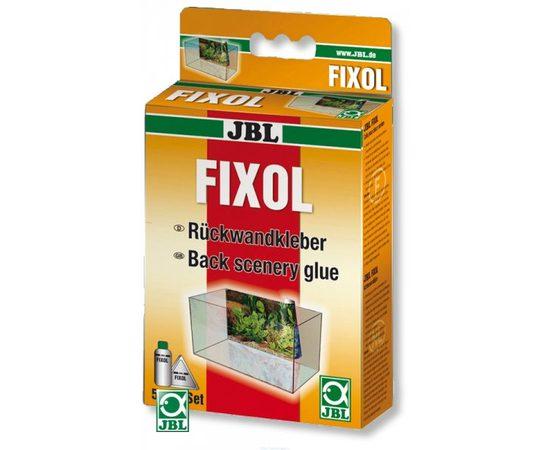 Специальный клей для приклеивания аквариумных фонов JBL FIXOL, - 1 -aquamagaz.ru