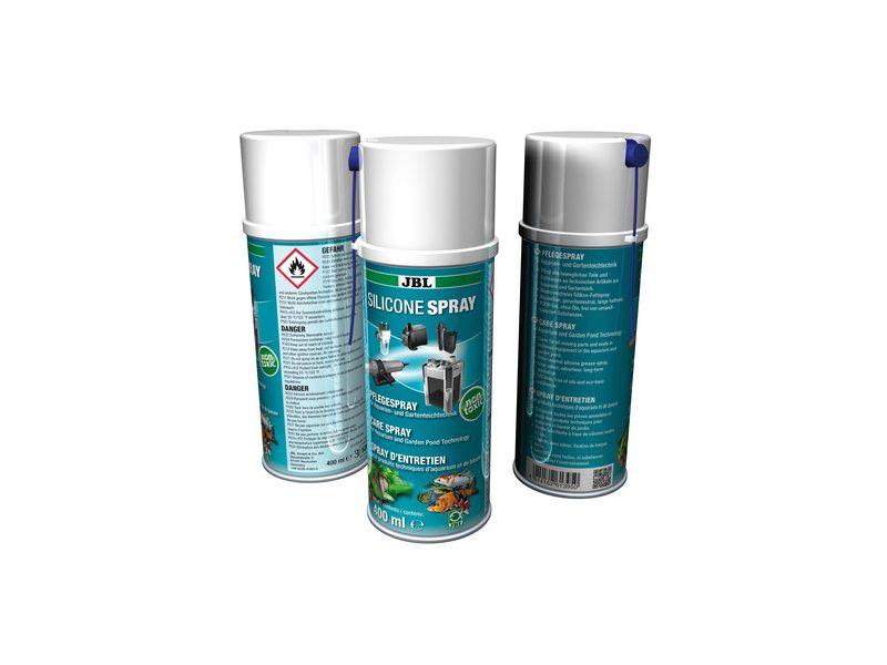 JBL Silicone Spray Спрей для оборудования в аквариуме и садовом пруду, фото 3