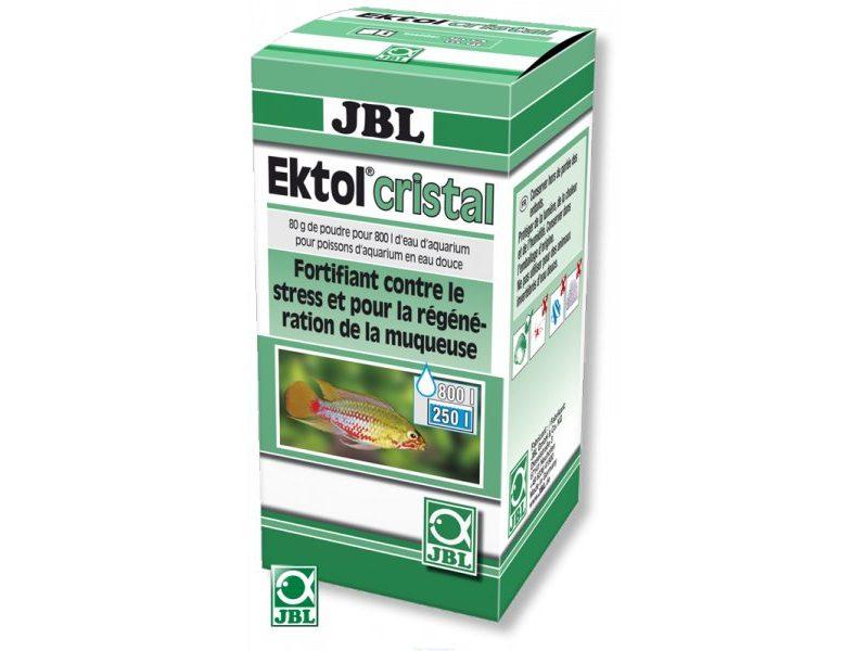 Лекарство против паразитов и грибковых заболеваний JBL Ektol cristal, 80 г